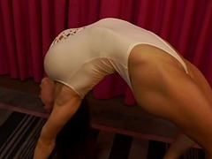 Perfect Tits, Muscle Woman Fuck, Nice Titties, FBB, Flexible, Gymnastic, Flexible Fuck, Legs, Leotard, Boobs, Amateur Milf Perfect Body