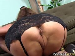 Monsterkuk Analsex-sexfilmer