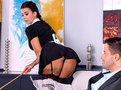 Bitches Fucked Doggystyle, fucks, Real Hotel Maid Porn