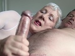 cocksucker, Gilf Blowjob, Granny, Perfect Body Fuck