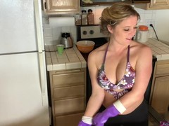Fucking in Kitchen, Perfect Body Amateur