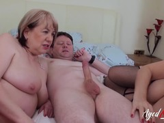 Threesomes, Uk Slut, British Amateur 3some, English Aged Cunts, British Aged Non professionals, English, Teen Hard Fuck, hard, older Women, Hardcore Threesome, UK