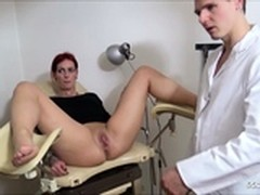 Threesome, German, German Anal Threesome, Busty German Mature, mature Women, Perfect Body Anal Fuck, Redhead, Seduces, Mff Threesome