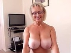 mature Women, point of View, Huge Natural Tits