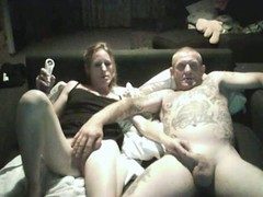 Hot Wife, Perfect Body Anal, Wanking, Watching, Masturbating While Watching Porn, Milf Housewife