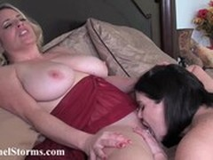 First Time, Young Lesbian First Time, Hot MILF, Mature, Lesbian, Lesbian Milf Squirt, Milf