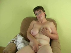 Chubby Girls, Fatty Mature Cunts, older Women, Perfect Body Masturbation, Short Hair Brunette Milf, messy