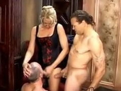Threesome, ass Fucking, Girl Butt Toying, Anal Fucking, Extreme Anal Toys, Assfucking, Buttfucking, Wall Dildo, hubby, Masked, Perfect Body Anal, Cock Sucking, Surprise Threesome, dildo, Watching, Masturbating While Watching Porn
