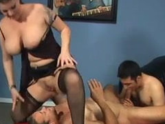 Threesomes, ideal Babes, bisexuals, fuck, Perfect Body Amateur Sex, Threesome, Husband Watches Wife Gangbang, Caught Watching Porn
