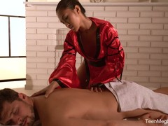 Nuru Fuck, Massage Fuck, Female Masseuse, Perfect Body Amateur, Thai, Thai Massage
