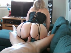 Cougar, Hot MILF, Hot Mom Son, Perfect Booty, Cumming Underwear