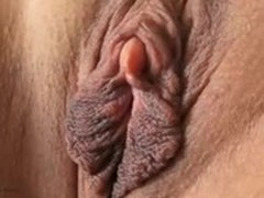 Pussy With Big Clit, Clit Rubbing Orgasm, Closeup Fuck, Mature Perfect Body
