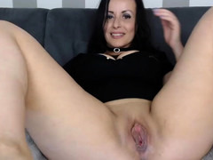 Nude Amateur, dark Hair, Finger Fuck, fingered, Masturbating Together, Perfect Body Masturbation, Watching, Girls Watching Lesbian Porn