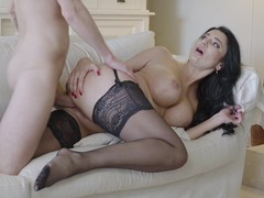 Fucked by Huge Dick, stepmom, Perfect Body, Real Stripper Sex, Stripper