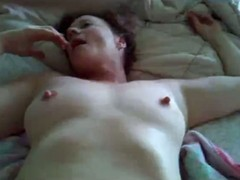 Cutie Drilled Hard, Hot MILF, Hot Mom Son, long Legs, Milf, Missionary, Perfect Booty, spread Pussy