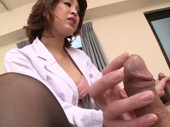 Adorable Japanese, Japanese, Japanese Nurse Handjob, Nurse, Perfect Body Fuck