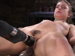 BDSM, Tied Bed Fucked, Cum in Mouth, Cumshot, Fetish, Hd, Perfect Body Masturbation, Skinny, Sperm Compilation, Surprise Anal, Femdom Ass Worship