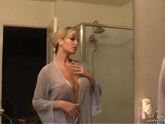 Amateur, Unprofessional Aged Pussy, Shower, Blonde, Blonde MILF, Naked Cougar, Hot MILF, Milf, housewives, Milf, stepmom, Huge Boobs, Mature Perfect Body