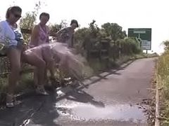 Masturbation Race, Outdoor, Peeing Compilation, pee, Perfect Booty