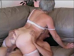 Fetish, Gilf Threesome, grandma, tattoos, Kinky Teen Amateur