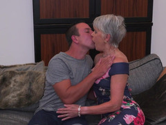 Gilf Creampie, young Pussy, Tight, Small Pussy Huge Cock