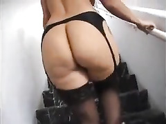 Real Plumber, Seduces, Caught Watching, Couple Watching Porn Together, Perfect Body Anal Fuck