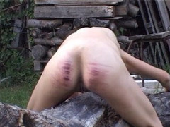 BDSM, Painful Caning, Nature Sex, See Through Bikini, Teen Movies, 19 Yr Old, Perfect Booty, Pussy Spanking, Young Female